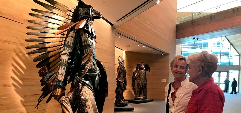 ICONS OF AMERICAN WEST ON DISPLAY IN NEW MUSEUM