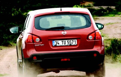 Nostalji Test Nissan Qashqai 2.0 4x4 CVT