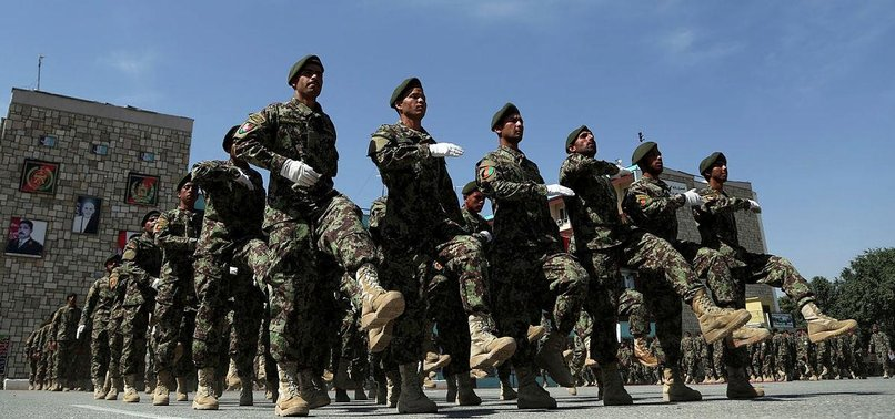 TURKEY DELIVERS $4.5M WORTH MILITARY AID TO AFGHANISTAN