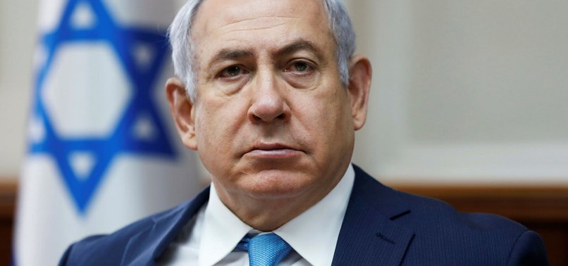 ISRAELS NETANYAHU ACCUSED OF STOKING FAKE CRISIS TO FORCE POLL