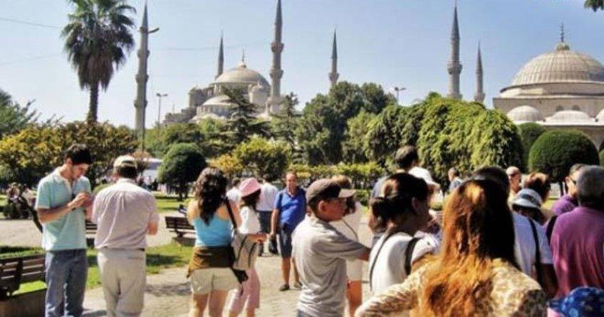 Ukraynalı turist sayısındaki artış sürüyor