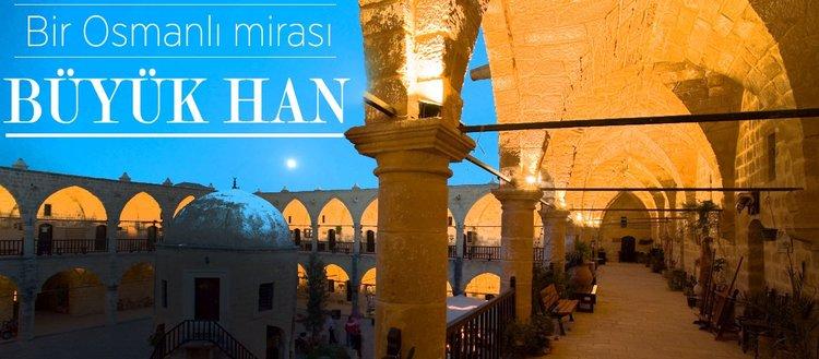 Kıbrıs'ta Osmanlı mirası: Büyük Han