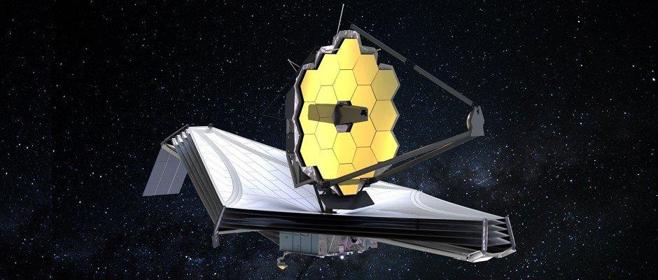 NASA JAMES WEBB UZAY TELESKOPU'NU 18 ARALIK'TA FIRLATACAK