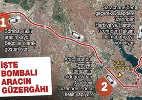 PKK'lı teröristlerin 12 saatlik alçak turunun şifreleri