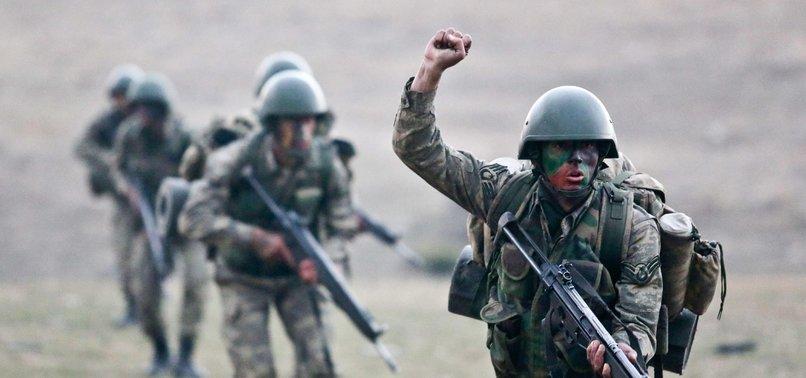 TURKISH SECURITY FORCES NEUTRALIZE 2 PKK TERRORISTS