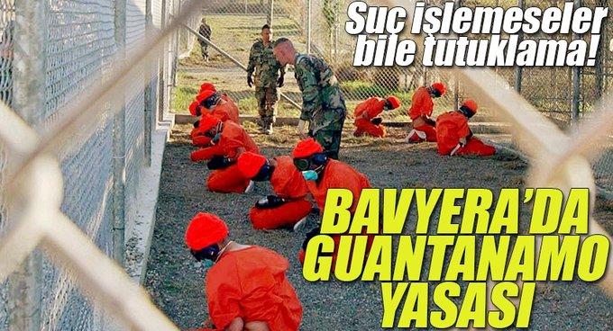 Bavyera'da Guantanamo yasası