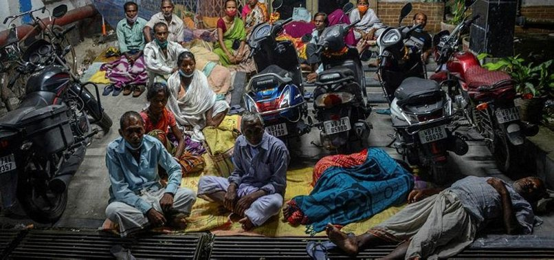 INDIA REPORTS SMALLEST RISE IN COVID-19 DEATHS SINCE MID-MARCH