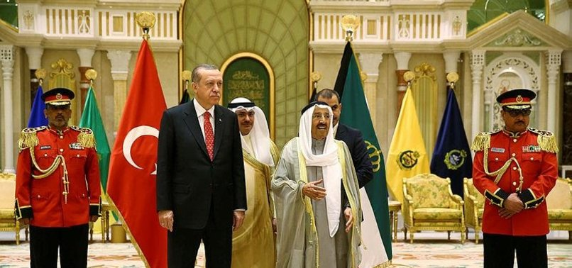 TURKEY, KUWAIT SIGN 2019 MILITARY COOPERATION AGREEMENT