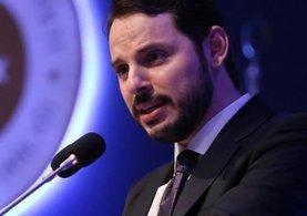 Enerji ve Tabii Kaynaklar Bakanı Berat Albayrak: Mart sonu 2 gemi daha aramaya başlayacak