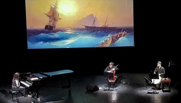 Rus Ressam Ayvazovski Konserle Anıldı
