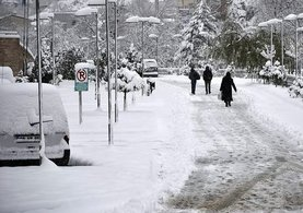 Meteorolojiden yoğun kar uyarısı