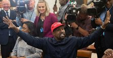 Kanye West says he no longer supports Trump, had coronavirus