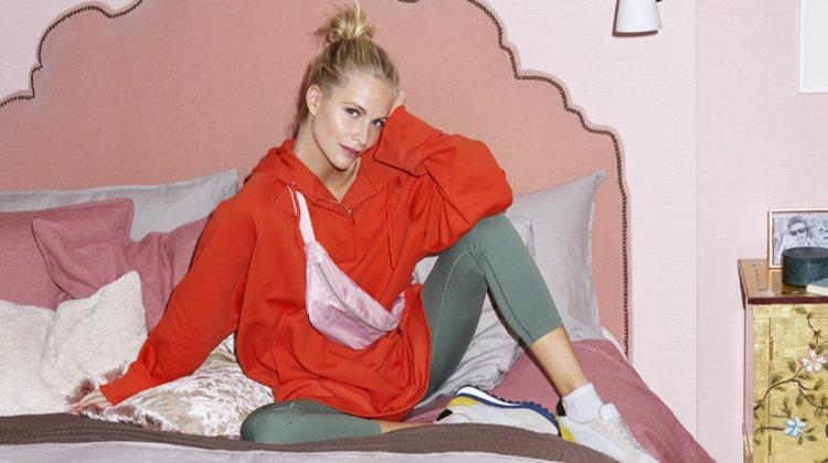 H&M Home ve Poppy Delevigne işbirliği