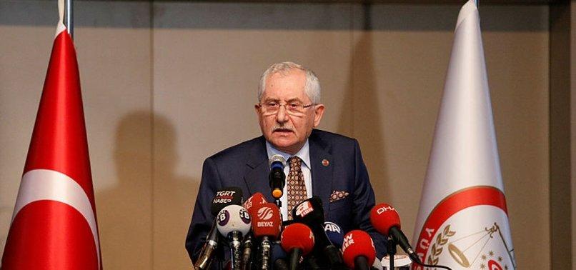 CHPS IMAMOĞLU LEADING POLLS IN ISTANBUL, YSK HEAD SAYS