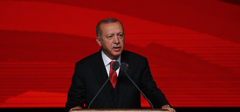 TURKEY PLEDGES TO ILLUMINATE KHASHOGGI MURDER, ERDOĞAN SAYS
