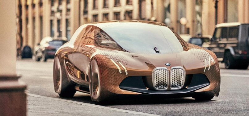 GERMANYS BMW TAKES ITS DRIVERLESS CARS TO SHANGHAI