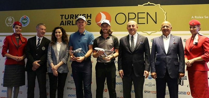 2018 TURKISH AIRLINES OPEN TO START THURSDAY