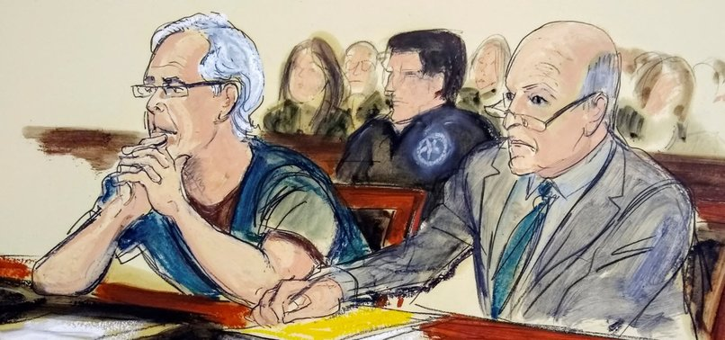COURT RECORDS SHOW EPSTEIN SIGNED WILL 2 DAYS BEFORE JAILHOUSE SUICIDE
