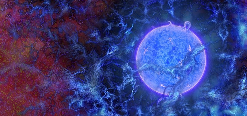 SCIENTISTS CATCH GLIMPSE OF UNIVERSES EARLIEST STARS