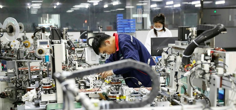 CHINAS FACTORY OUTPUT BEATS FORECASTS AS ASIA SHAKES OFF COVID SLUMP