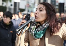 HDP'li Tuğba Hezer Öztürk'ün milletvekilliği düşürüldü!