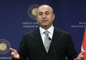 Çavuşoğlu yarın Bağdat ve Erbil'e gidecek