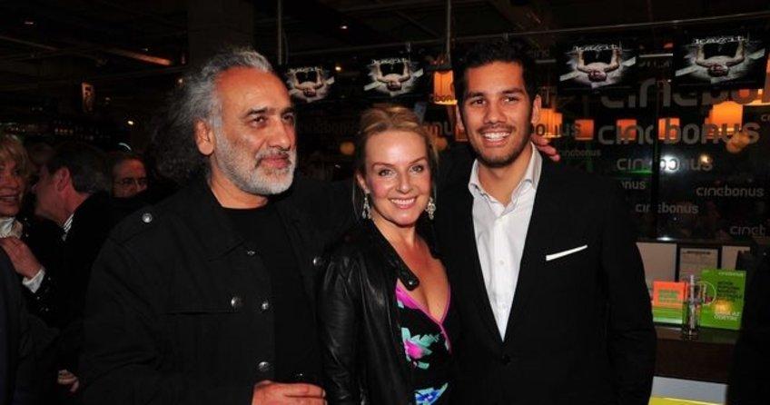 Ünlü yapımcı Sinan Çetin'in oğlu Rüzgar Çetin için Roma'da ev kiraladı