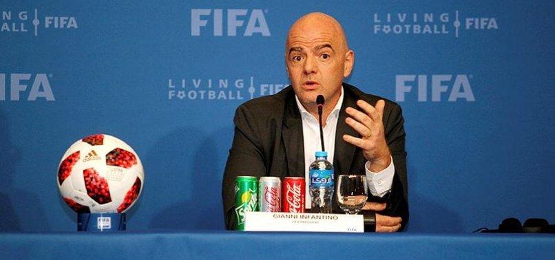 FIFA URGED TO PROBE QATAR WORLD CUP ALLEGATIONS