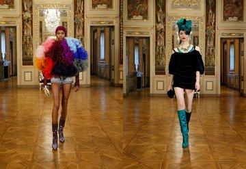 Dolce Gabbana Alta Moda: Nesiller boyu festival