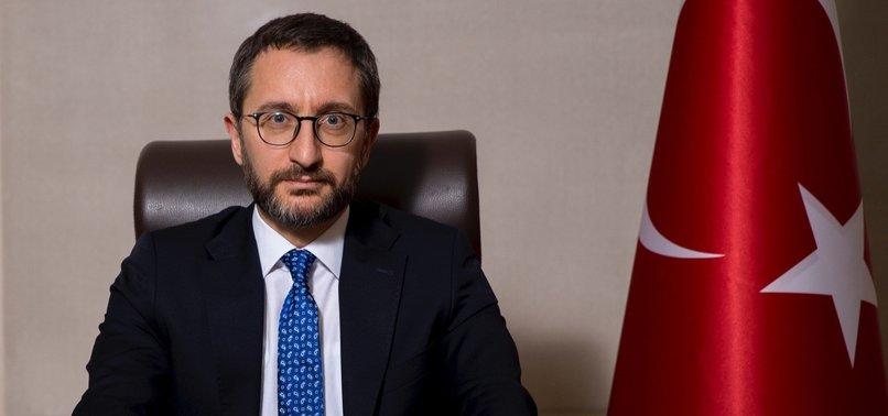 ERDOĞAN AIDE: EU SANCTIONS ON TURKEY WOULD MAKE NO SENSE AT ALL