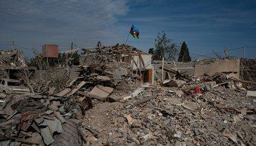 Ermenistan Saldırılarıyla Savaş Suçu İşliyor