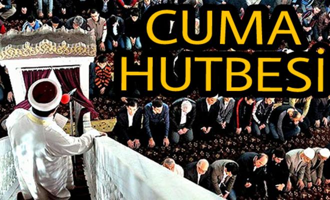 """Cuma Hutbesi: """"Maddi ve Manevi Arınma: Temizlik"""""""