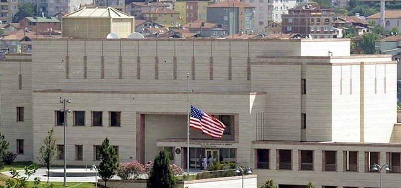 U.S. EMBASSY IN ANKARA SAYS LIFTS ALL TURKEY VISA RESTRICTIONS