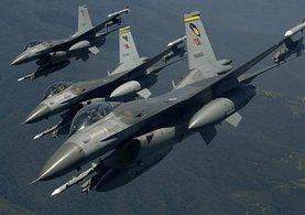 Kuzey Irak'a hava harekatı!