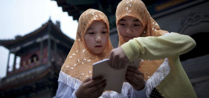 MUSLIM CHILDREN IN WESTERN CHINA BANNED FROM ATTENDING RELIGIOUS EVENTS