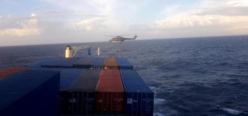 TURKEY LAUNCHES PROBE INTO UNLAWFUL SEARCH OF SHIP