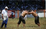 Age-old oil wrestling festival in Turkey's Edirne gives boost to tourism