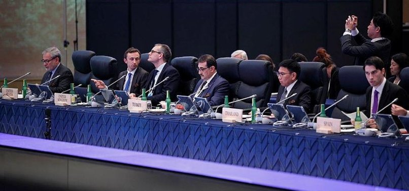 G20 ENERGY, ENVIRONMENT MINISTERS MEET IN JAPAN