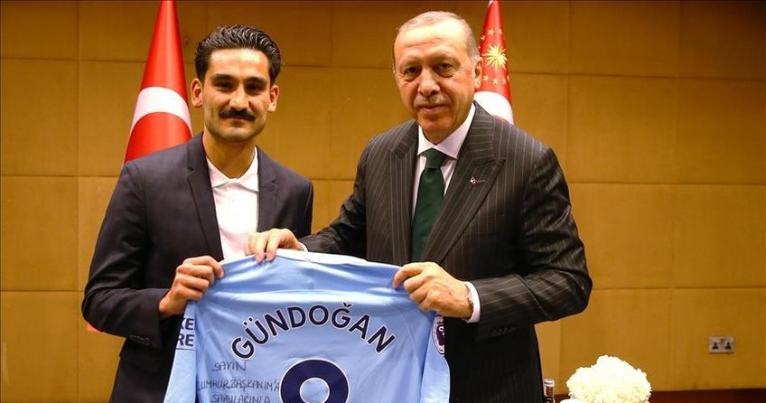 İlkay Gündoğan: Tepkiler beni incitti