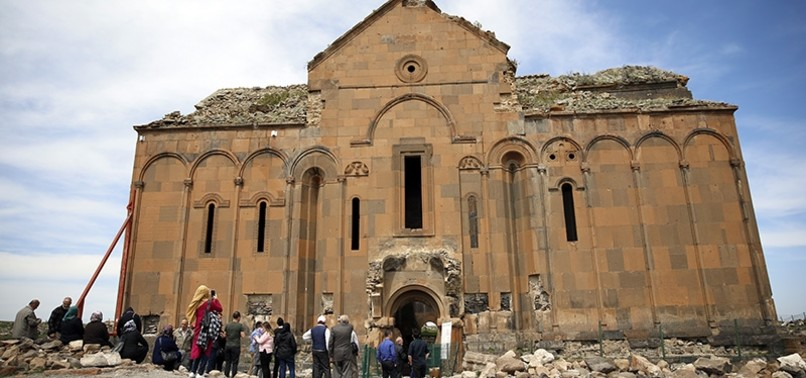 MEDIEVAL ANI CATHEDRAL IN EASTERN TURKEY TO GO UNDER RENOVATION