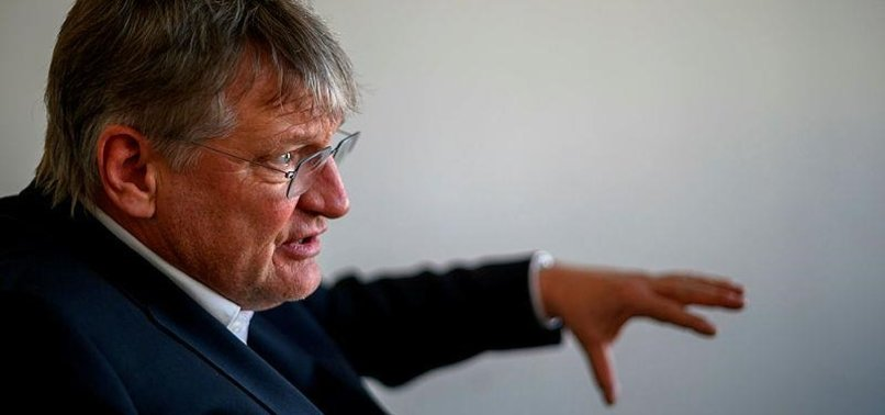 GERMANYS AFD FINED 400,000 EUROS FOR ILLEGAL DONATIONS