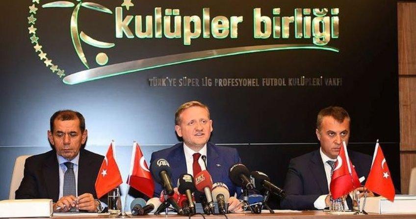 Göksel Gümüşdağ: Türk futbolu dev bir adım atmış olacak