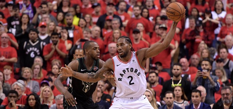 TORONTO RAPTORS RALLY PAST BUCKS FOR FIRST FINALS APPEARANCE