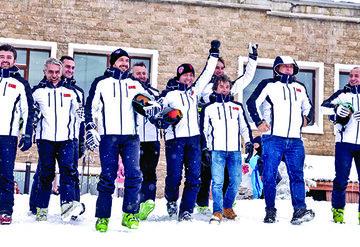 Kayak Milli Takımı yarışa hazır