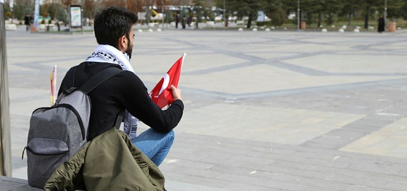 SYRIAN STUDENT IN TURKEY COUNTS ON OPERATION OLIVE BRANCH TO REUNITE WITH HIS FAMILY