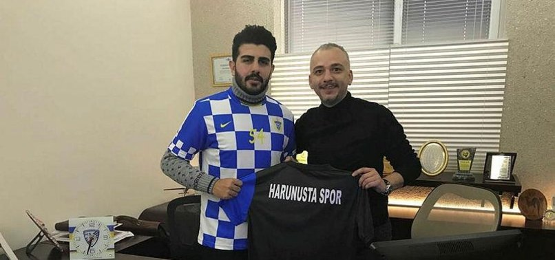 TURKISH AMATEUR FOOTBALL PLAYER PAID IN BITCOIN
