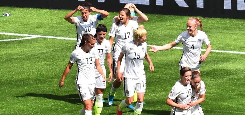 a523b7043ca The US women s national team filed a discrimination lawsuit against the US  Soccer Federation (USSF) on Friday