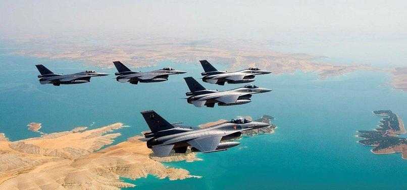 TURKEY NEUTRALIZES 4 PKK TERRORISTS IN NORTHERN IRAQ