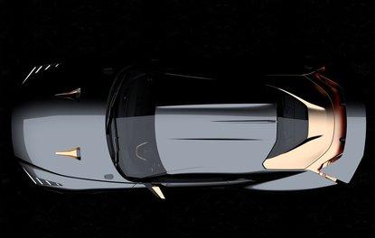 2018 Nissan GT-R50 Italdesign Concept