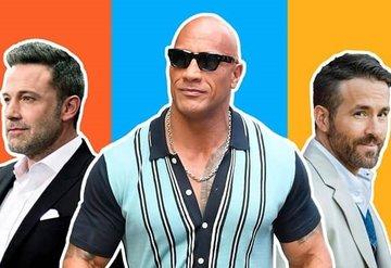 2020'nin en çok kazanan 10 erkek oyuncusu